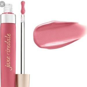 ROSE CRUSH Jane Iredale PureGloss Lip Gloss NWT